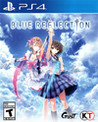 Blue Reflection Image
