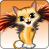 Flying Cat Kids Game Image