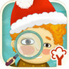 Tiny People Christmas! Hidden Objects Search game Image