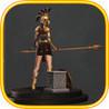 Desert Warrior Image