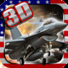 USAF Top Jet FIghter Pilot 3D : Modern air-plane Arcade Shooting Simulator Image