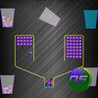 A 99 Egg Falling Ball Glass Cup Catch Game - From Ortrax Studios Image