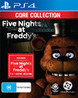 Five Nights at Freddy's: Core Collection Product Image