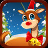 Christmas Reindeer Bounce Image