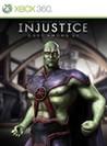 Injustice: Gods Among Us - Martian Manhunter Image