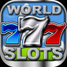 A Around the World Triple Seven Slots Image