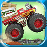 Pizza Delivery Hill Climb Racing - Real Car Driving Mania Turbo Race Game Image