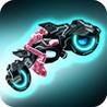 Neon Race 3D Image