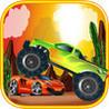 Monster Car Racing - high riding fun Image