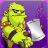Attack of the Orc Monsters - Wizard Castle Kingdom Defense Battle Image