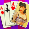 Pin Up Spider Solitaire Image