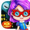 Girls Costume Party - Halloween Ball Image