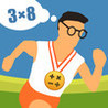 Keen Sprinter: Cool Math Game Image