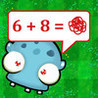 Cool Math Workout with Zombies Image