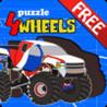 Kids Puzzle - 4Wheels Image