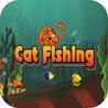Cat Fishing Game Image