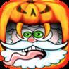A Saving Santa Haunted Halloween Saga Cheeky Father Christmas Puzzle (Pumpkin Spirit Edition) Pro Image