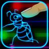 Ants Smasher Neon Image