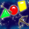 Basic Shapes Hit Magical Target Game Image