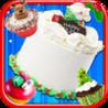 Christmas Cake Maker - Happy Holidays Image