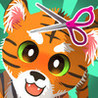 A Baby Zoo Animal Shave & Spa Salon - eXtreme Makeover Style Game Image