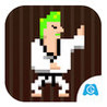 Karate Crush - The Rise Of The Timberman Forrest Run Tap Game Image
