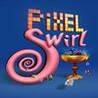 Pixel Swirl Image