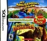 My Amusement Park and Digging for Dinosaurs Game Pack Image