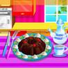 Chocolate Cake Cooking Image