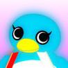 Penguin Flag Image
