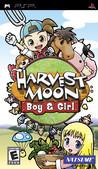 Harvest Moon: Boy & Girl Image