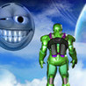 Angry Alien Bubble Invasion Image