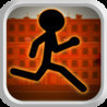 Deadly Stickman Run : Rooftop Escape Running PRO Image