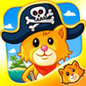Pirate Jigsaw Puzzle And Coloring Book - Mr. Pepper's Amazing Pirates Adventure Puzzles Image