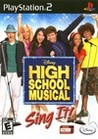 High School Musical: Sing It! Image