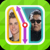TicToc Pic: Gangnam Style or Justin Bieber Edition of the Ultimate Photo Reflex Quiz Game Image
