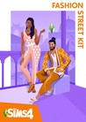 The Sims 4: Fashion Street Kit