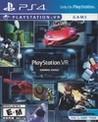 PlayStation VR Demo Disc Image