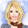 Dress Up a Shopaholic Girl - Beauty salon game for girls and kids who love makeover and make-up Image