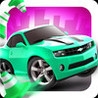 crazy car - one Tocuh Game Image