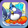 Extreme Penguin Surfing Adventure Crush Image