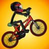 Stick-man BMX : Trials Image