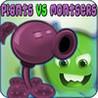 Plants vs Monster Kids Game Image