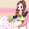 Dressup Girl: Origami Image