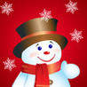 Christmas Snow - Save Chocolate the Snowman Image
