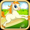 Baby Horse Bounce - My Cute Pony and Little Princess Fairies Image