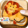 Activity Wooden Puzzle 2: by Happy Touch Pocket Image