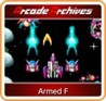 Arcade Archives: Armed F Image