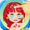 Little Mermaid Hair Salon Doctor - my baby prom make-over & spa games for girl kids Image