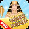 Video Poker PRO - Pharaohs Gold Image